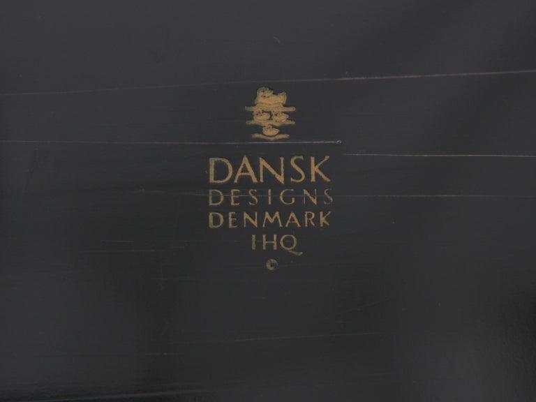 Mid-Century Modern Scandinavian Tray by Jens Quistgaard For Sale 3