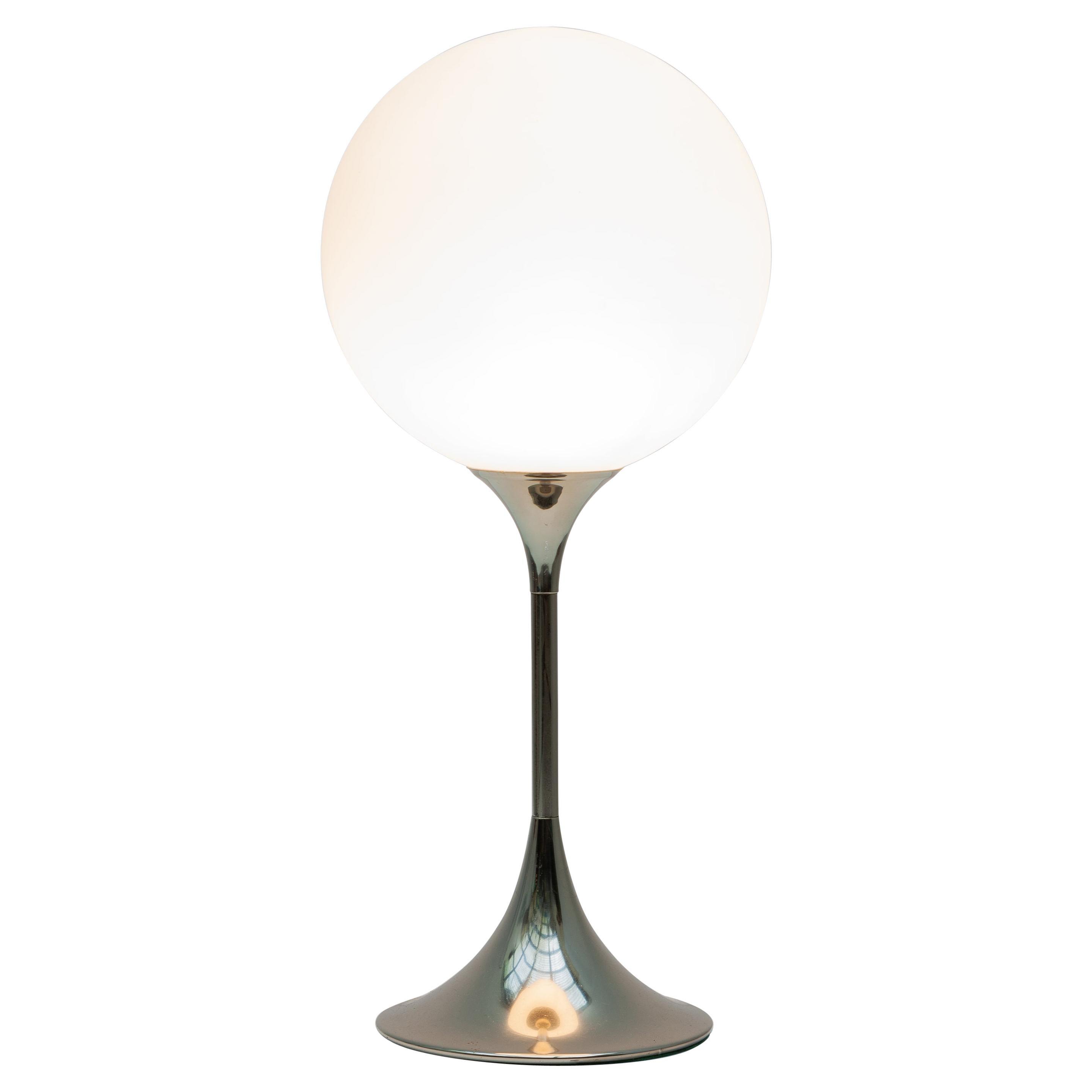 Mid-Century Modern Sciolari Table Lamp, Italy, 1970s