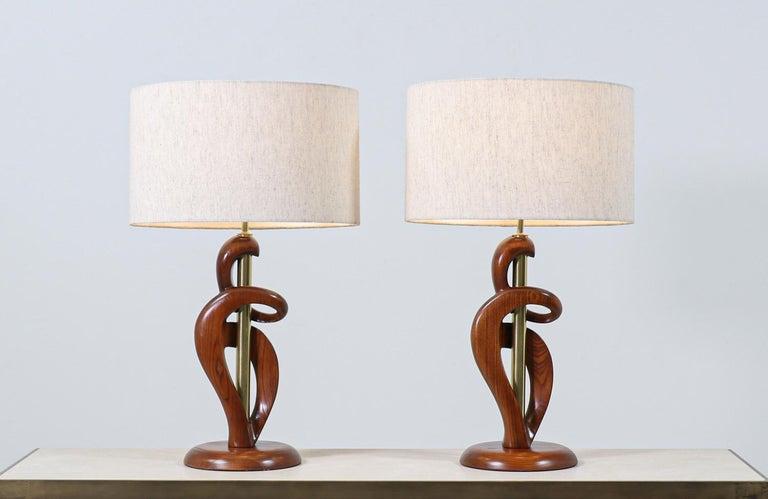 Dimensions 28in H x 9in W x 9in D  Lamp Shade: 12in H x 17in W.