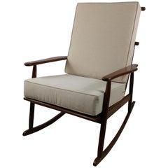 Mid-Century Modern Sculptural Rocking Chair, c1955