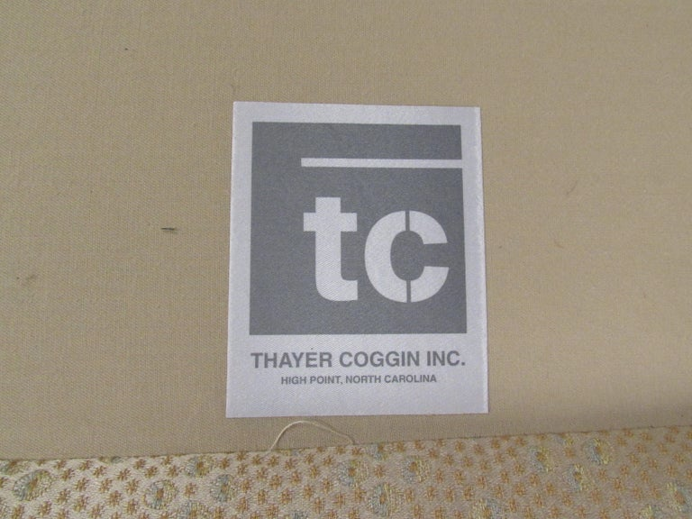 Mid-Century Modern Sectional Sofa by Milo Baughman for Thayer Coggin For Sale 6