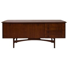 Mid-Century Modern Server Table by Dalescraft