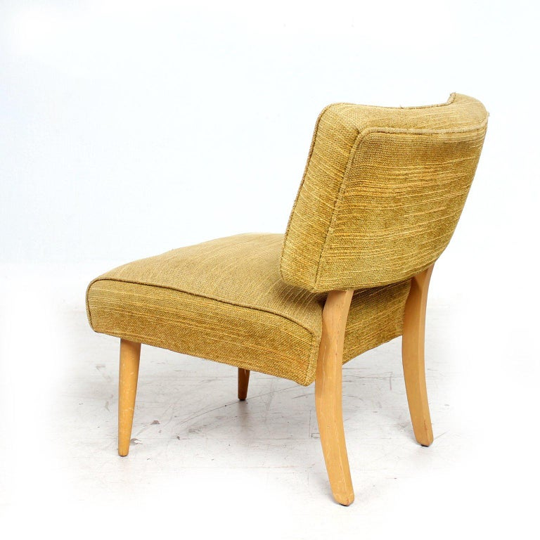 For your consideration a Mid-Century Modern side chair.
