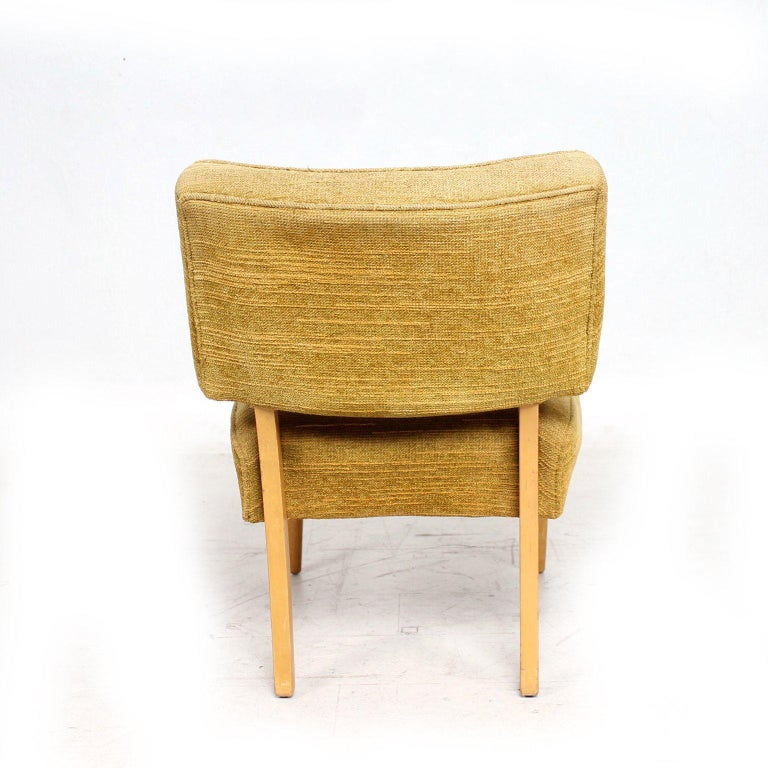 American Mid-Century Modern Side Chair For Sale