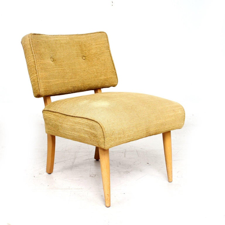 Mid-20th Century Mid-Century Modern Side Chair For Sale