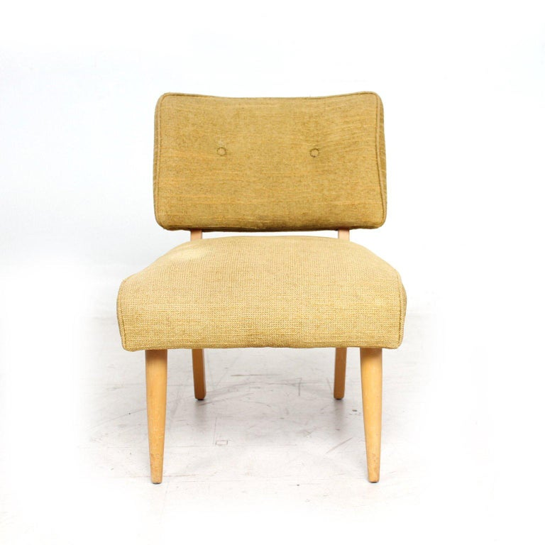 Mid-Century Modern Side Chair For Sale 1