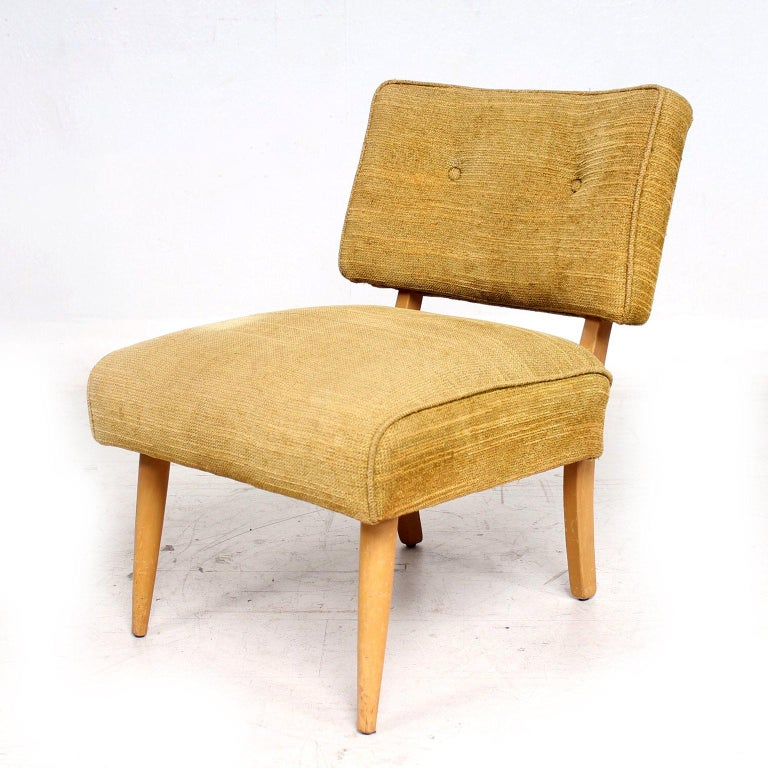 Mid-Century Modern Side Chair For Sale 4