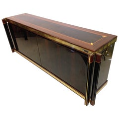 Modern Sideboard by Paola Barracheli for Roman Deco Italy 1970s