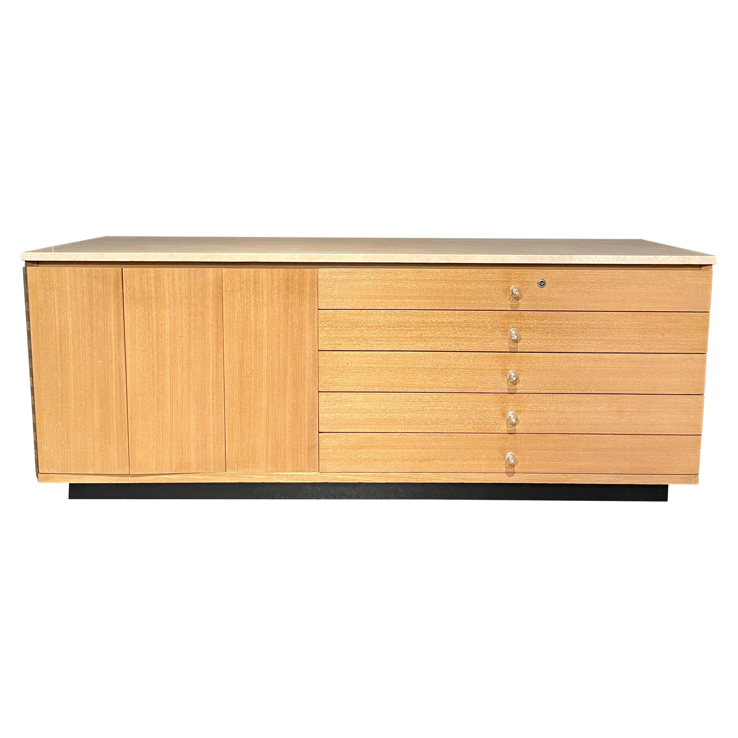Mid-Century Modern Sideboard by Paul McCobb Credenza, Irwin Collection