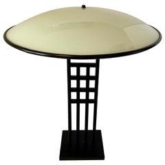 Mid-Century Modern Signed Kovacs Asian Inspired Table Lamp Robert Sonneman