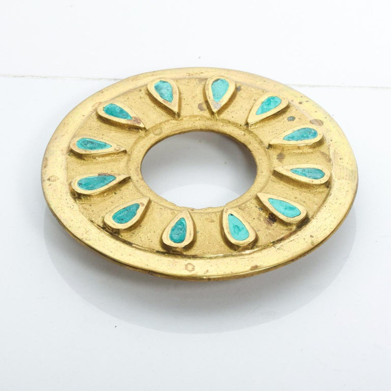 Mid-20th Century Mid-Century Modern Single Door Ring Pull by Pepe Mendoza Mexican Modernist For Sale