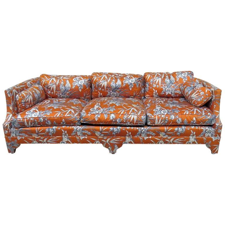Mid-Century Modern Sofa Attributed Henredon at 1stdibs