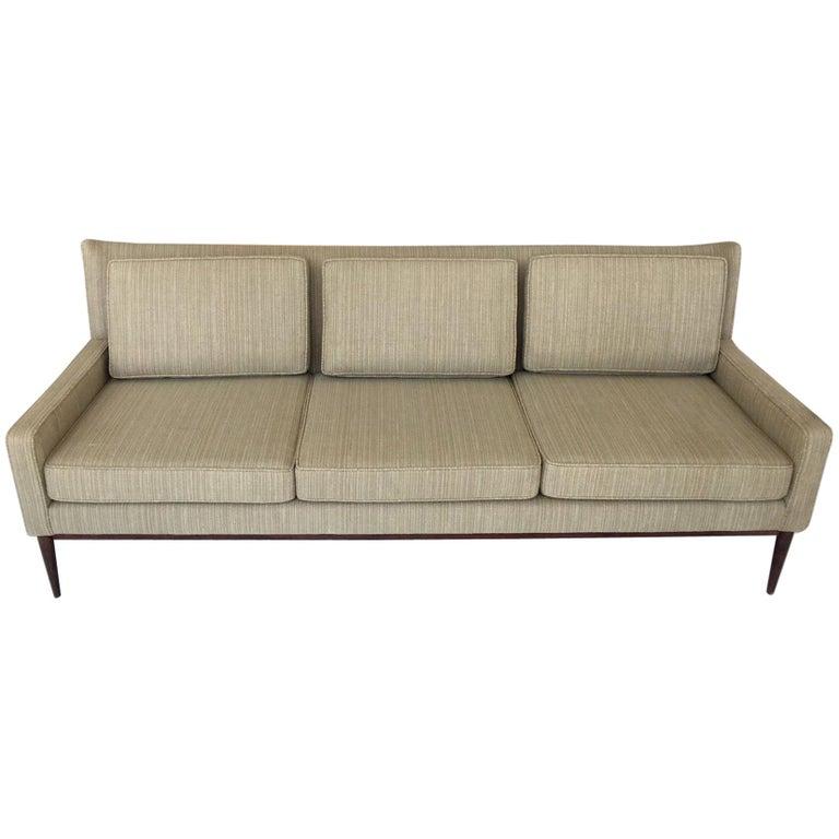 Mid-Century Modern Sofa by Paul McCobb For Sale