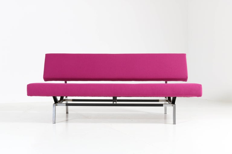Mid-20th Century Mid-Century Modern Sofa Bz53 by Martin Visser for 'T Spectrum, 1960s For Sale