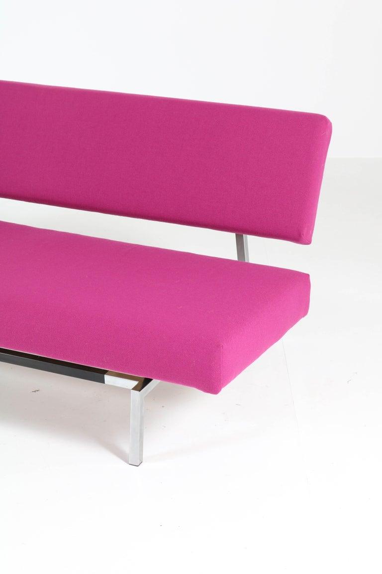 Mid-Century Modern Sofa Bz53 by Martin Visser for 'T Spectrum, 1960s For Sale 1