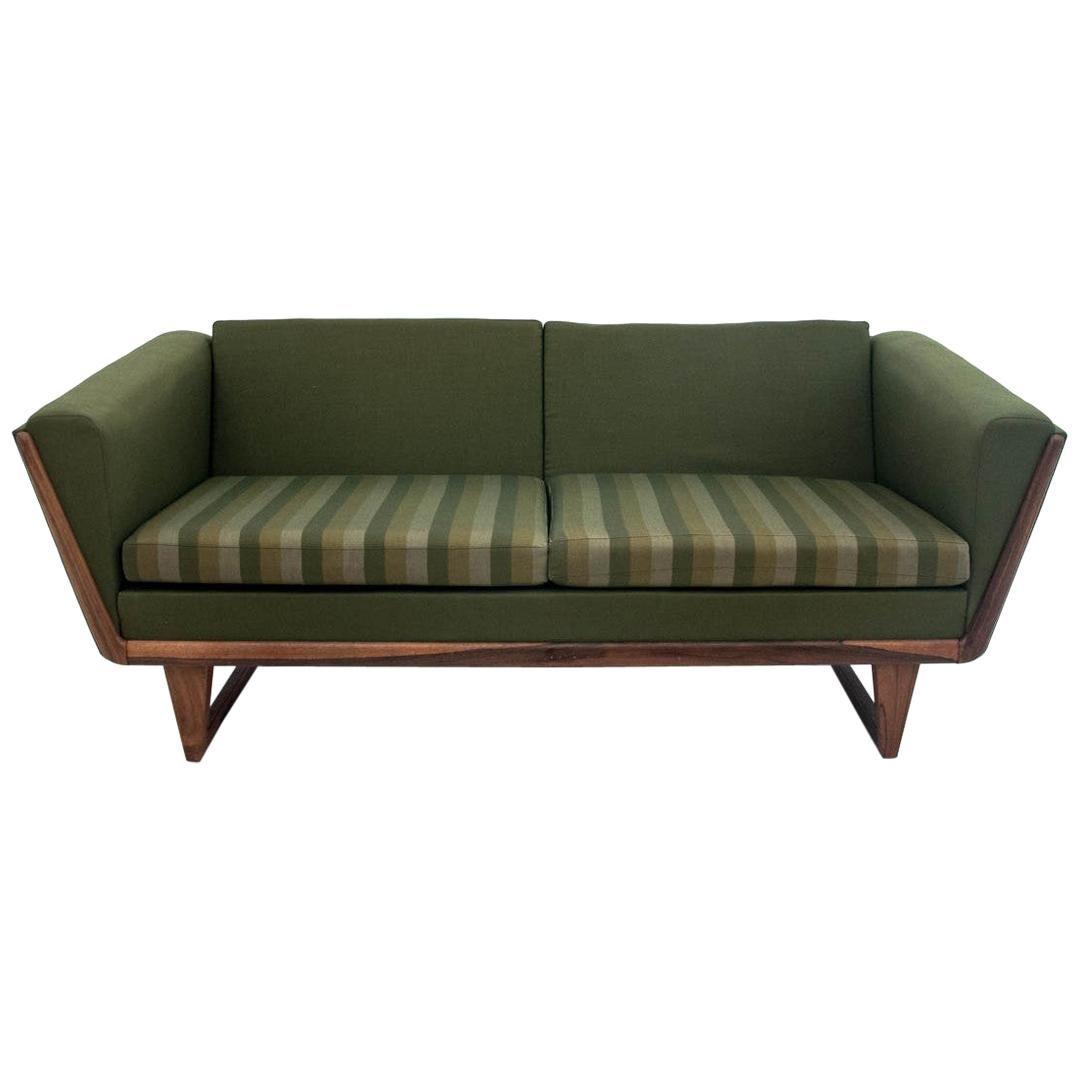 Mid-Century Modern Sofa, Danish Design