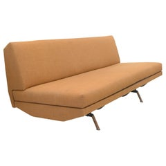 Mid-Century Modern Sofa, Daybed, Lounge by Marco Zanuso for Airflex