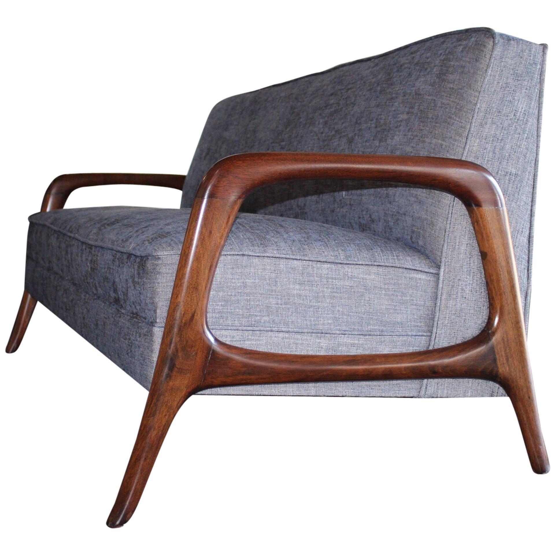 Mid-Century Modern Sofa
