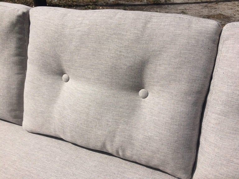 American Mid-Century Modern Sofa in the Style of Paul McCobb, USA, 1950s For Sale