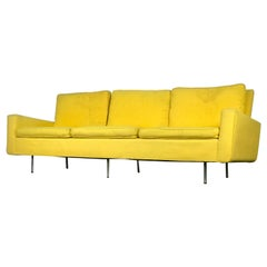 Mid Century Modern Sofa by Florence Knoll from 1955 with Excellent Provenance
