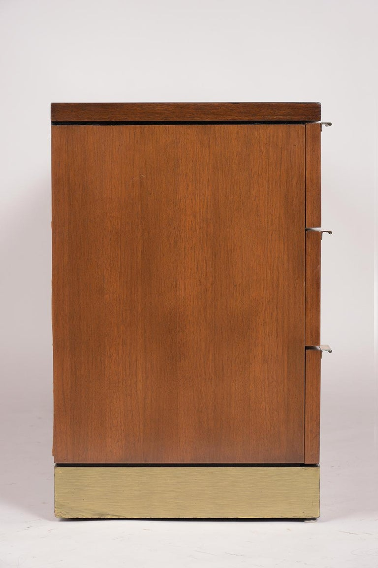 Mid Century Modern Style Lacquered Credenza For Sale 4