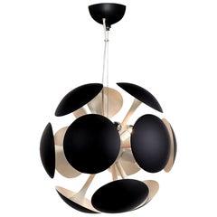 Mid-Century Modern Style Sputnik Ceiling Light