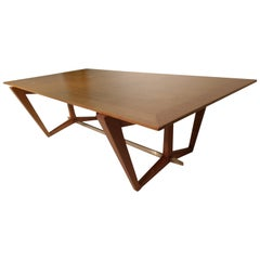 Mid-Century Modern Swedish Cocktail Table by Edmond Spence