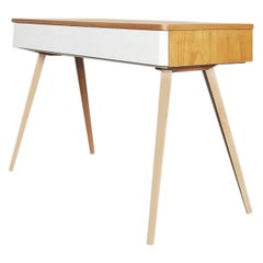 Mid-Century Modern Swedish Console Table, 1950s