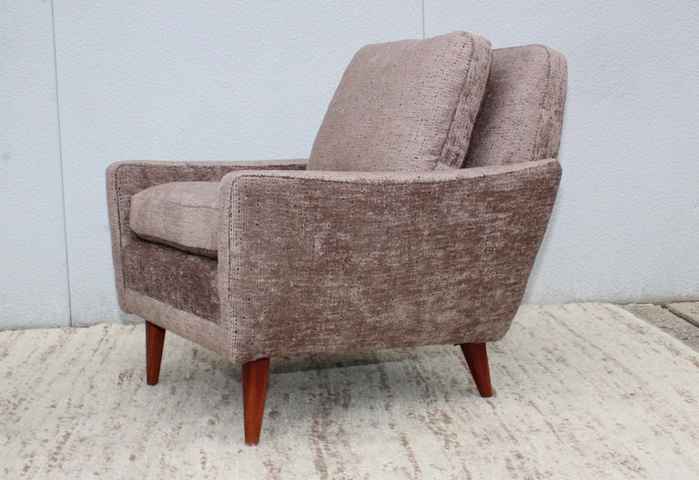 Mid-Century Modern Swedish Lounge Chairs by DUX 5