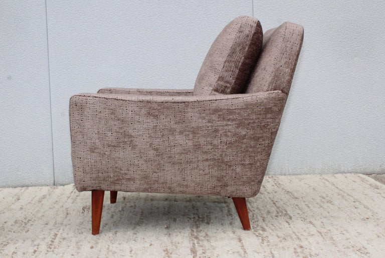 Mid-Century Modern Swedish Lounge Chairs by DUX 6