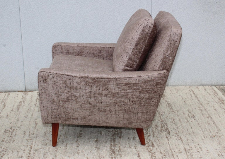 Mid-Century Modern Swedish Lounge Chairs by DUX 7