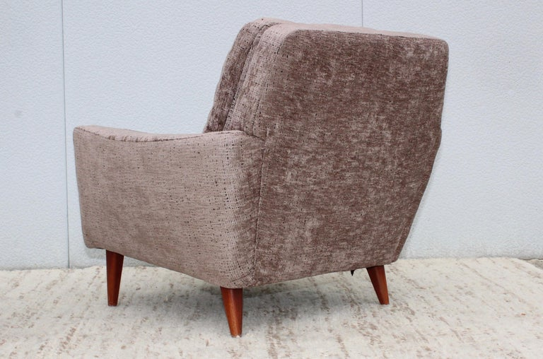 Mid-Century Modern Swedish Lounge Chairs by DUX 8