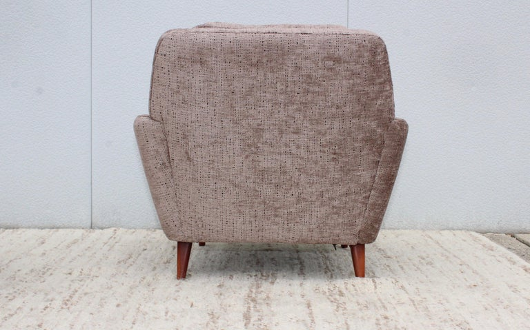 Mid-Century Modern Swedish Lounge Chairs by DUX 9