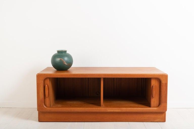 Mid-Century Modern Danish Sideboard in Teak For Sale 1