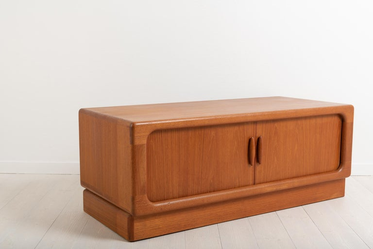 Mid-Century Modern Danish Sideboard in Teak For Sale 4