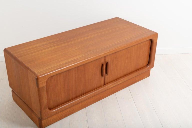Mid-Century Modern Danish Sideboard in Teak For Sale 5
