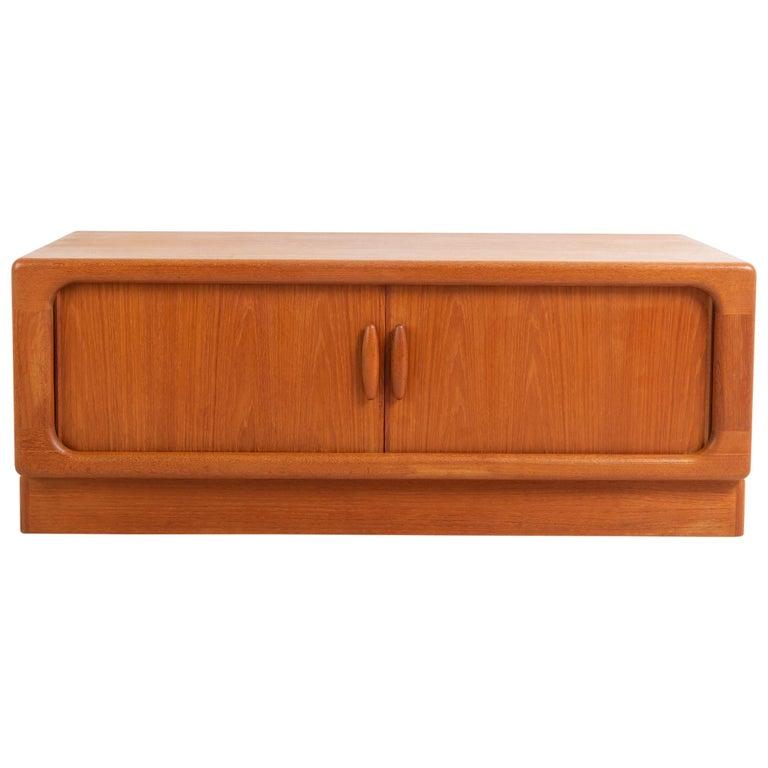 Mid-Century Modern Danish Sideboard in Teak For Sale