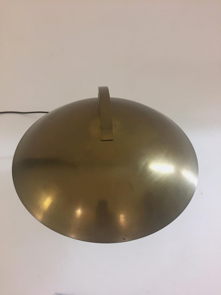 German Mid-Century Modern Table Lamp, 1940s For Sale