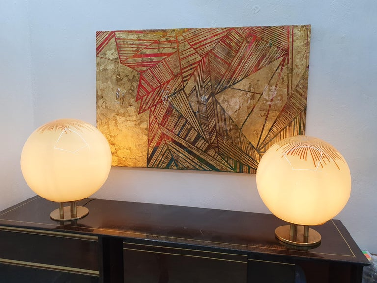 Mid-Century Modern Table Lamp by La Murrina in Murano Glass, circa 1970 For Sale 9
