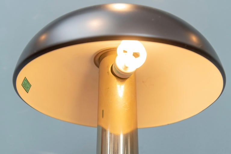 American Mid-Century Modern Table Lamp by Laurel For Sale