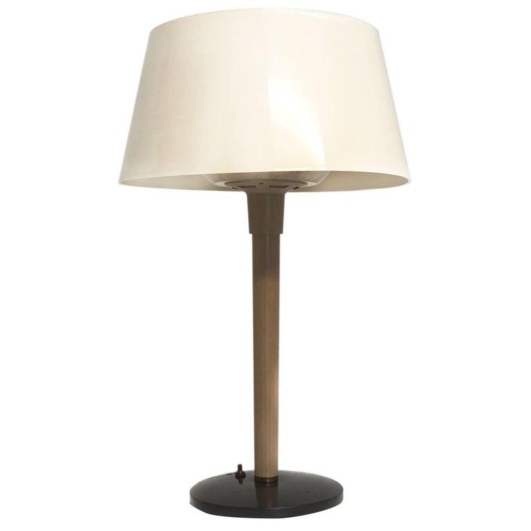 Mid-Century Modern Table Lamp by Lightolier