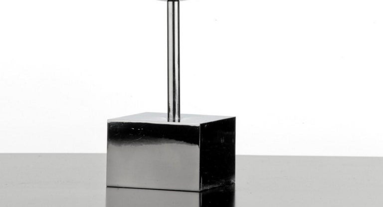 French Mid-Century Modern Table Lamp by Sabine Charoy For Sale
