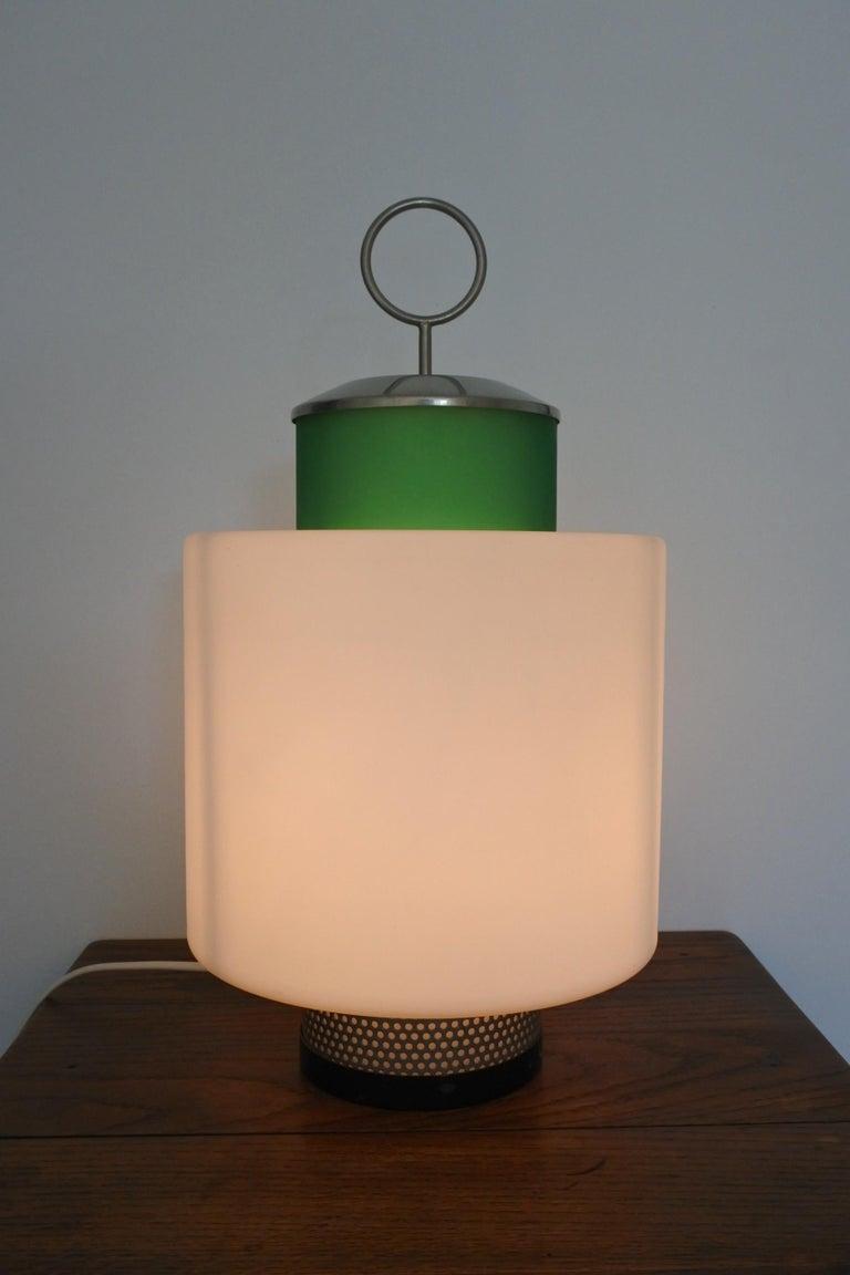 Mid-Century Modern Table Lamp by Stilnovo, Model 8052, Italy, 1958 For Sale 4