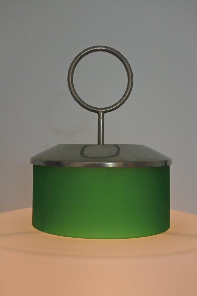 Mid-Century Modern Table Lamp by Stilnovo, Model 8052, Italy, 1958 For Sale 5