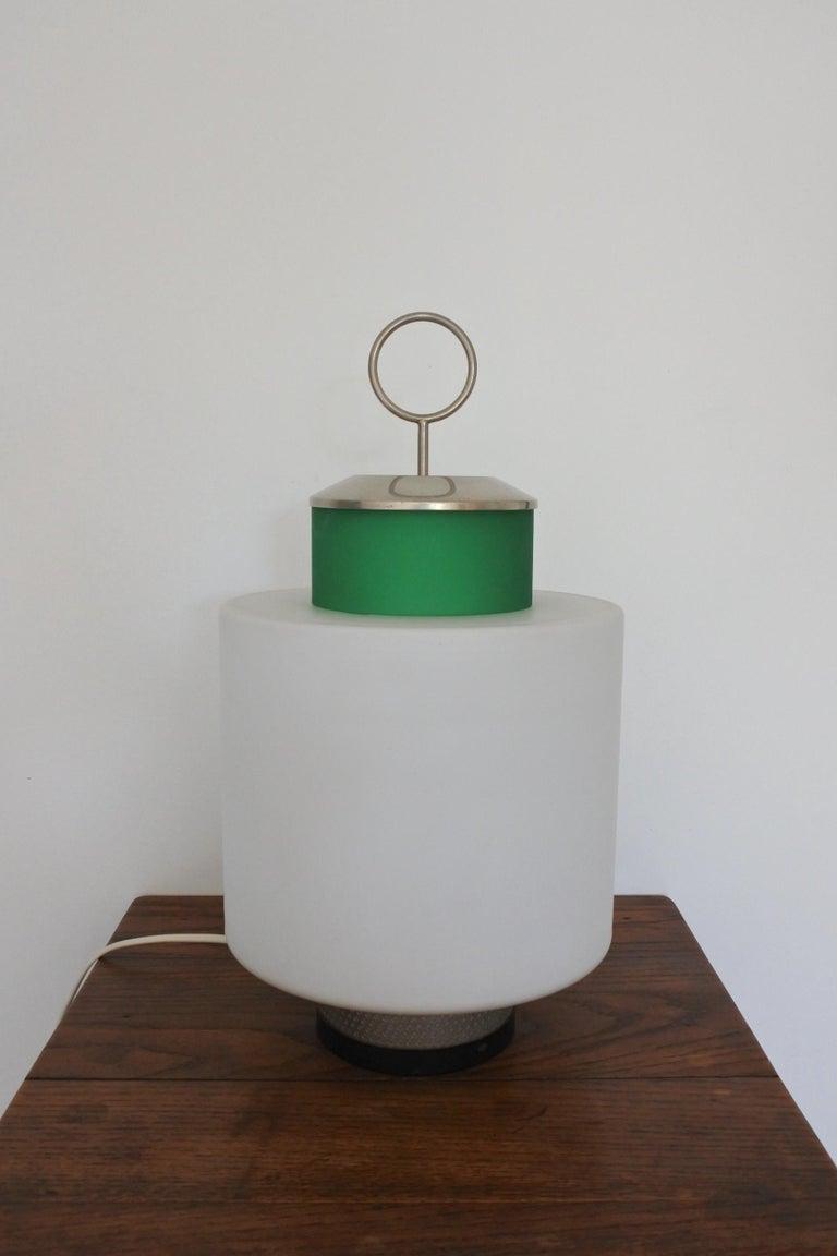 Italian Mid-Century Modern Table Lamp by Stilnovo, Model 8052, Italy, 1958 For Sale