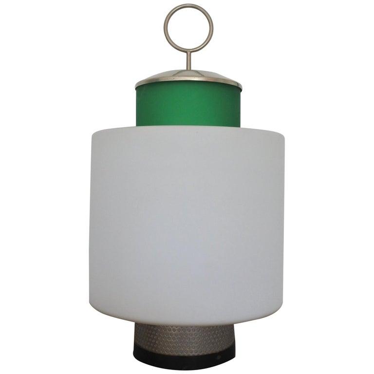 Mid-Century Modern Table Lamp by Stilnovo, Model 8052, Italy, 1958 For Sale
