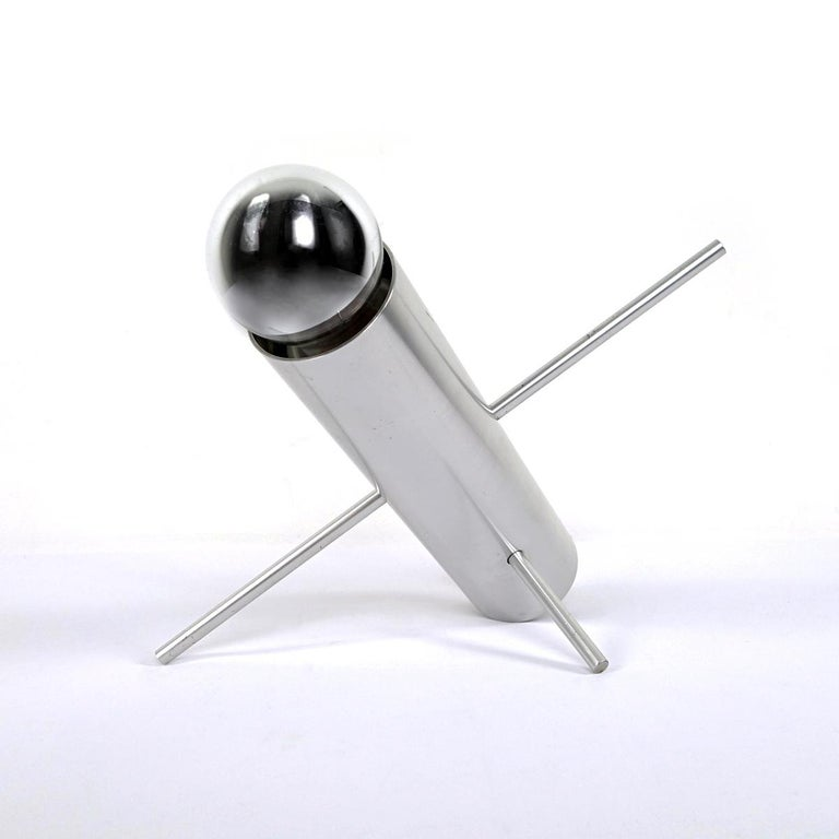 Dutch Mid-Century Modern Table Lamp Cricket by Otto Wach for RAAK Amsterdam For Sale