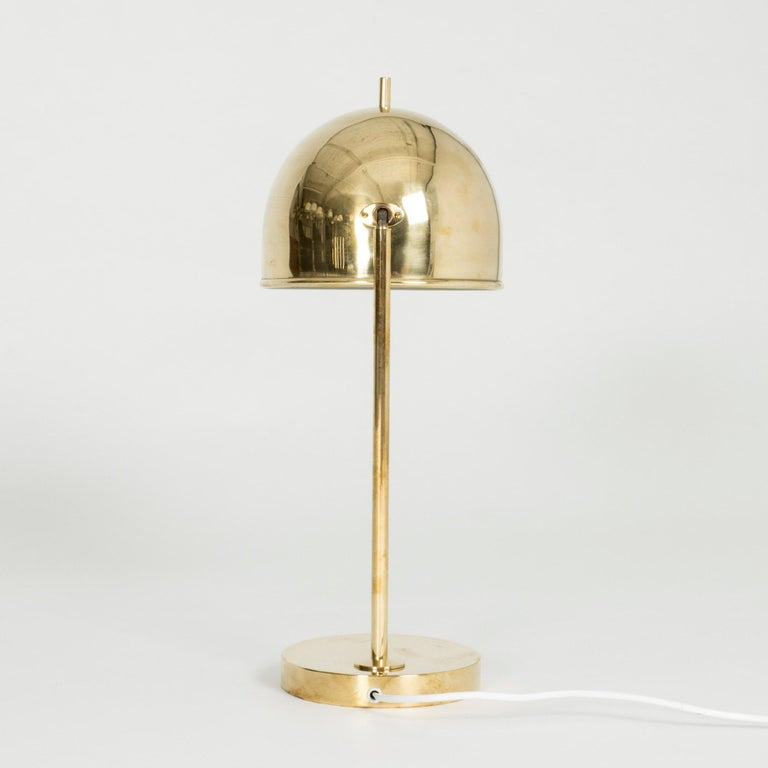 Scandinavian Modern Mid-Century Modern Table Lamp from Bergboms For Sale