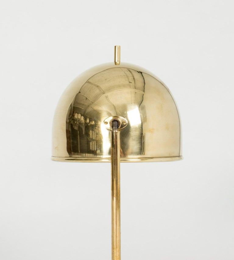 Swedish Mid-Century Modern Table Lamp from Bergboms For Sale