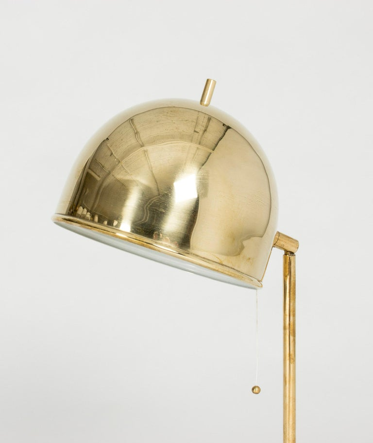 Mid-Century Modern Table Lamp from Bergboms In Good Condition For Sale In Stockholm, SE